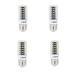 6W E14 G9 GU10 B22 E26 Bombillas LED de Mazorca B 42 SMD 5733 500 lm Blanco Cálido Blanco Fresco Decorativa AC 100-240 V 4 piezas