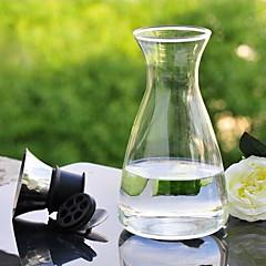 1400ml glasfilter theepot koud water flessen koffie pot met deksel
