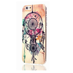 Mert iPhone 6 tok / iPhone 6 Plus tok Minta Case Hátlap Case Álomvadász Kemény PCiPhone 7 Plus / iPhone 7 / iPhone 6s Plus/6 Plus /