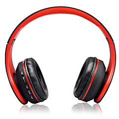Kubite KUBT STN-818 Ακουστικά Κεφαλής (Με Λουράκι στο Κεφάλι)ForMedia Player/Tablet / Κινητό Τηλέφωνο / ΥπολογιστήςWithΜε Μικρόφωνο /