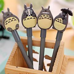 Totoro Cartoon Pen(4PC)