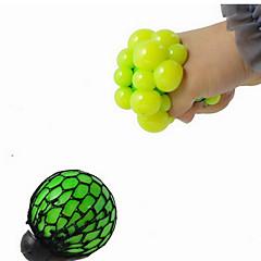 Legetøj Glat Speed Cube Magisk Kugle Originale Minsker stress / Practical joke Gadget Regnbue Gennemsigtig Sticker / Justerbar fjeder