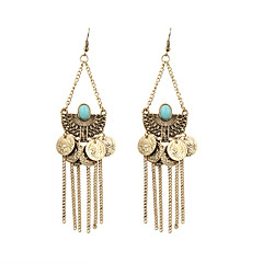 Earring Geometric Drop Earrings Jewelry Women Fashion / Vintage / Bohemia Style / Punk Style / Rock Party / Daily / Casual / SportsAlloy