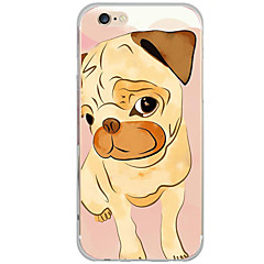 Pattern Cartoon Dog PC Hard Case Back Cover For Apple iPhone 6s Plus/6 Plus/iPhone 6s/6/iPhone SE/5s/5