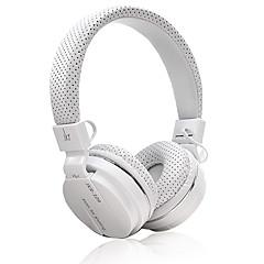 JKR JKR-102 Słuchawki (z pałąkie na głowę)ForOdtwarzacz multimedialny / tablet / Telefon komórkowy / KomputerWithz mikrofonem / DJ /