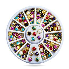 1pcs 미술 장식 네일 라인 석 진주 메이크업 화장품 아트 디자인 네일