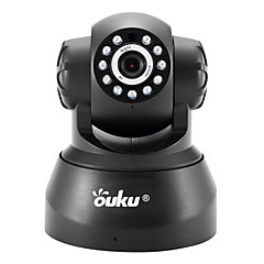ouku® 720p megapixel h.264 bezdrátové PTZ ONVIF zabezpečení WiFi IP kamera