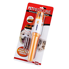 Accessori toletta / Pulizia Lima cuticole Portatile / Elettrico Materiale misto Giallo