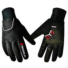 Activiteit/Sport Handschoenen Unisex Fietshandschoenen Winter WielrenhandschoenenHoud Warm waterdicht Winddicht Ultra-Violetbestendig