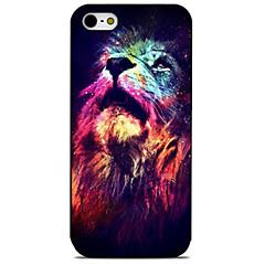 For iPhone 7 Case / iPhone 6 Case / iPhone 5 Case Ultra-thin / Pattern Case Back Cover Case Animal Soft TPU AppleiPhone 7 Plus / iPhone 7