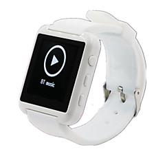 NO Keine SIM-Kartenslot Bluetooth 3.0 iOS / Android Freisprechanlage / Media Control / Nachrichtensteuerung / Kamera Kontrolle 64MBAudio