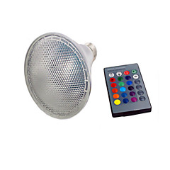PAR20 RGB Colorful Remote Control Bulb(E27 5W)