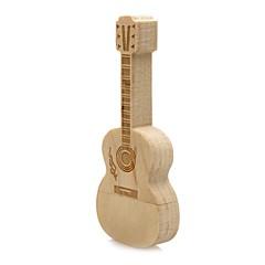 Neutrale Produkt Wooden Guitar 32GB USB 2.0 Schockresistent