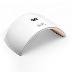 23W Nail tørkere UV-lampe LED-lampe Nail Polish UV Gel