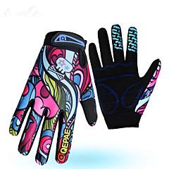 Handschoenen Activiteit/Sport Handschoenen Dames / Heren Fietshandschoenen Herfst / Winter WielrenhandschoenenHoud Warm / Anti-Slip /