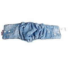 Gatos / Perros Disfraces / Pantalones Azul Ropa para Perro Invierno / Verano / Primavera/Otoño Un ColorCasual/Diario / Cosplay /