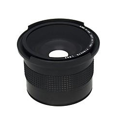 52mm 0.35x Super fisheye grand angle de 52mm nikon d7200 D7100 D5200 d5100 d5000 d3100 d90 d60