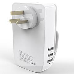 2a többfunkciós gyors töltés csatlakozó aljzat (USB dugó sor kenguru)