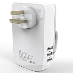 2A 다기능 빠른 충전 플러그 소켓 (USB 플러그 행 캥거루)