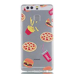 Dla huawei p9 p9 lite wzór owoców duża przepuszczalność tpu materiał obudowa telefonu