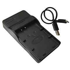 니콘 EN-el20 J1 J2 J3 AW1 (S1)에 대한 el20 마이크로의 USB 모바일 카메라 배터리 충전기