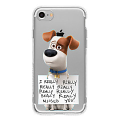 Dog 1  TPU Case For Iphone 7 7Plus 6S/6 6Plus/5S SE