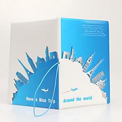 여권 지갑& ID홀더 방수 휴대용 먼지 방지 여행용 보관함 용 방수 휴대용 먼지 방지 여행용 보관함