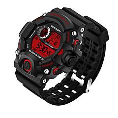 Herr Sportsklocka / Militärklocka / Smart klocka / Modeklocka / Armbandsur Digital / Japansk kvartsurLED / Kronograf / Vattenavvisande /