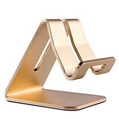 Universal Premium Aluminum Metal Mobile Phone Tablet Desk Holder Stand