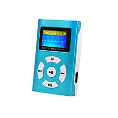 colorido 16gb 200 horas ostentam estéreo jogadores digital mp3 player de música vedio hi-fi