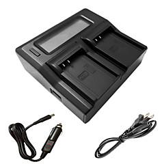 ismartdigi bln1 lcd kettős töltő autós töltő kábel Olympus milliárd-1 em1 em5 EP5 e-m1 E-M5 e-p5 e-m5ii kamera batterys