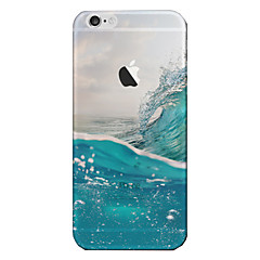 For Gennemsigtig Etui Bagcover Etui Landskab Blødt TPU for AppleiPhone 7 Plus / iPhone 7 / iPhone 6s Plus/6 Plus / iPhone 6s/6 / iPhone