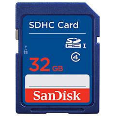 SanDisk 32GB SD Karten Speicherkarte Class4
