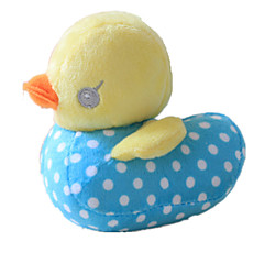 Dog Toy Pet Toys Chew Toy Squeak / Squeaking Duck Plush