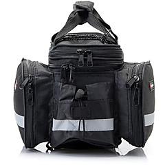 Bisiklet ÇantasıBisiklet Arka Çantaları/Bisiklet Tekerleği SepetleriYansıtıcı Şerit Su Geçirmez Yansıtıcı Yağmur-Geçirmez Giyilebilir
