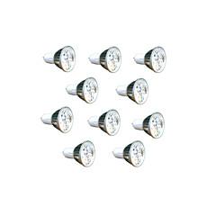 3W GU5.3(MR16) LED-spotlys PAR38 Højeffekts-LED 260 lm Varm hvid Kold hvid Dekorativ Vekselstrøm 220-240 V 10 stk.