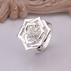 Jewelry Women Silver Ring Sterling Silver Rings Statement Rings
