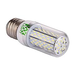 7W E26/E27 LED-kornpærer T 120 SMD 3014 550-650 lm Varm hvit / Kjølig hvit Dekorativ V 1 stk.