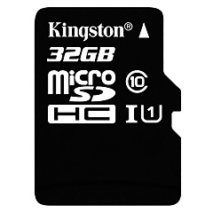 Kingston 32Gb Micro SD Card TF Card geheugenkaart UHS-1 Class10