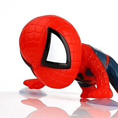 ziqiao 12cm 거미 인형 창 빠는 장식 장난감 자동차 장식