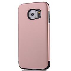Για το κάλυμμα περίπτωσης Samsung Galaxy s7 άκρο s7 δροσερό μια σειρά από τρεις αντι-θωράκιση θήκη τηλέφωνο