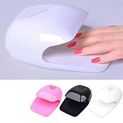 12W Сушки для ногтей УФ-лампа Светодиодная лампа Кусачки для ногтей УФ-гель польский