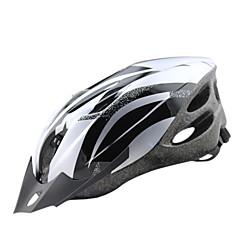 Női / Férfi / Uniszex Bike Sisak 18 Szellőzőnyílás KerékpározásKerékpározás / Hegyi biciklizés / Országúti biciklizés / Szórakoztató