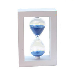 Toys For Boys Discovery Toys Hourglasses Square Wood Glass
