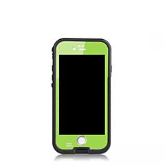 πλήρως διατήρηση αδιάβροχο αντικραδασμικό χιόνι βρωμιά απόδειξη κάλυψη περίπτωσης για το iphone της apple 6 (διάφορα χρώματα)