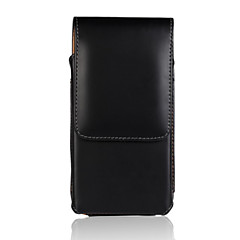 For Pung Etui Heldækkende Etui Helfarve Blødt Kunstlæder for Universal iPhone 6s Plus/6 Plus iPhone 6s/6