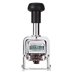 Sunwood® 8306Model 6Automatic Numbering Machine/Printer