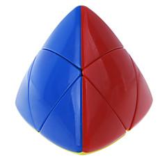 Shengshou® Cube de Vitesse  Pyramorphix Niveau professionnel Cubes magiques Autocollant lisse Anti-pop ressort réglable ABS