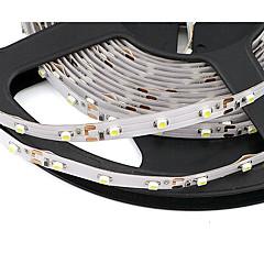 fleksibelt ledede tape strimmel ikke-vandtætte 300 leds 3528 5m rgb dekoration lys 12v dc 1 stk