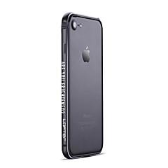 Voor iPhone 7 hoesje iPhone 7 Plus hoesje Hoesje cover Mat Bumper hoesje Punk Hard Aluminium voor Apple iPhone 7 Plus iPhone 7